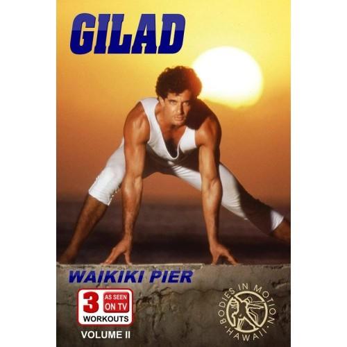 Gilad: Bodies in Motion - Waikiki Pier Workout (DVD) (Eng) 1992