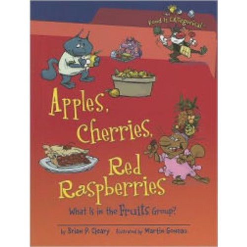 Apples, Cherries, Red Raspberries: What Is in the Fruits Group?