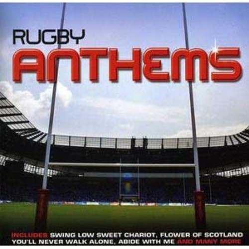 Rugby Anthems By Various Artists (Audio CD)