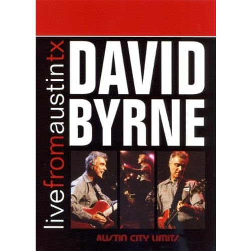 Live from Austin, Texas: David Byrne DTS