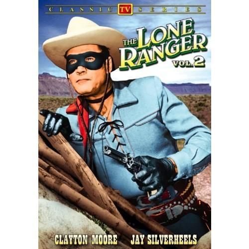 The Lone Ranger, Vol. 2