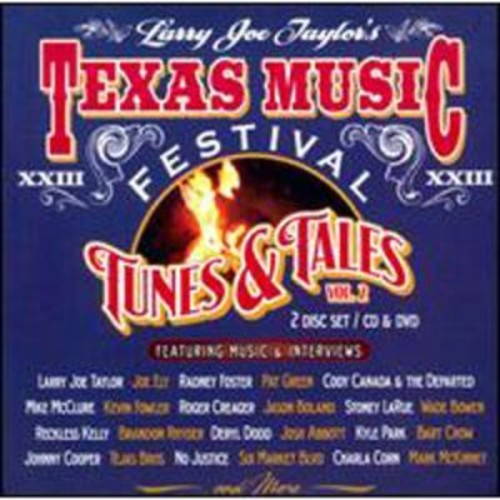 Larry Joe Taylor's Texas Music Festival, Vol 23: Tunes & Tales, Vol. 2 By Various Artists (Audio CD)