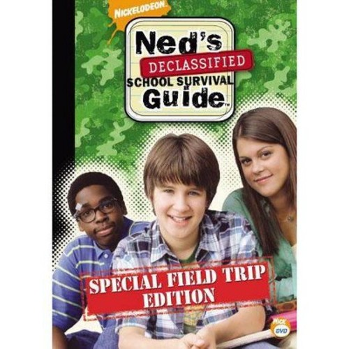 Ned's Declassified: Field Trips, Permission Slips, Signs & Weasels (DVD)