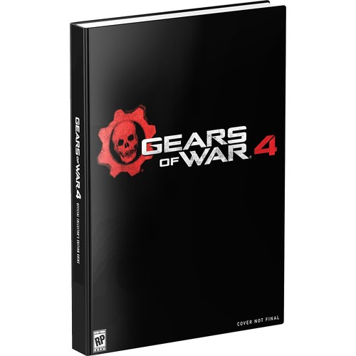 Gears of War 4: Prima Collector's Edition Guide