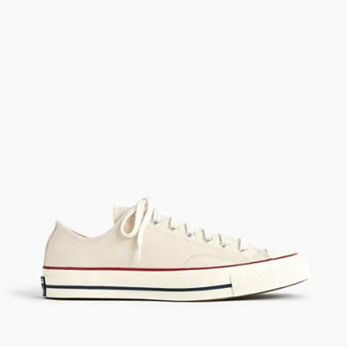 Men's Converse Chuck Taylor All Star '70 Low-Top Sneakers - Men's Footwear | J.Crew