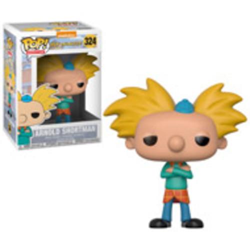POP! TV: Hey Arnold - Arnold Shortman
