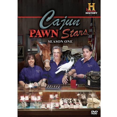 Cajun Pawn Stars: Season One [DVD]