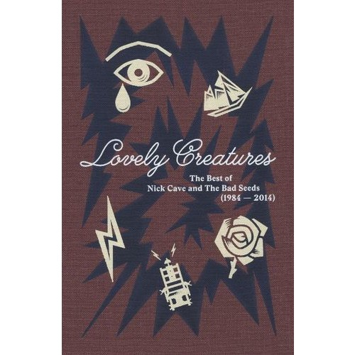 Lovely Creatures: The Best of Nick Cave and the Bad Seeds, 1984-2014 [Limited Edition Super Deluxe] [w/Book] [CD & DVD]
