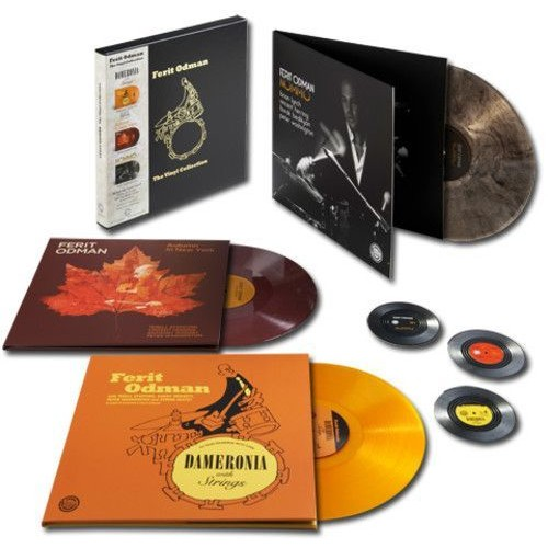 Vinyl Collection [LP] - VINYL