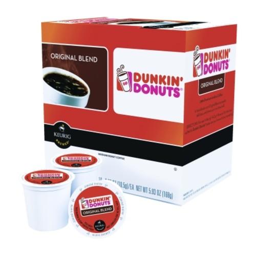 Keurig Dunkin' Donuts Original Blend Coffee K-Cups 16 pk (120971)