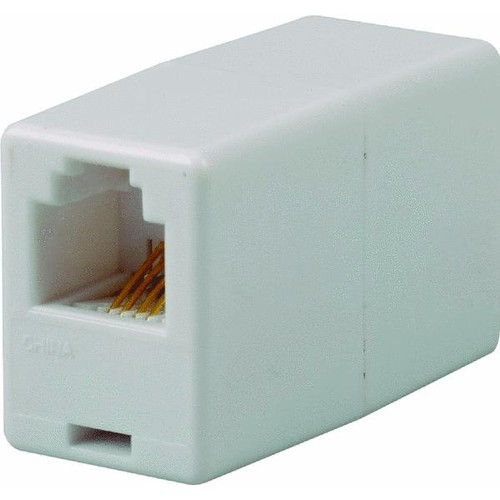 RCA Telephone Cord Coupler - TP262WHR