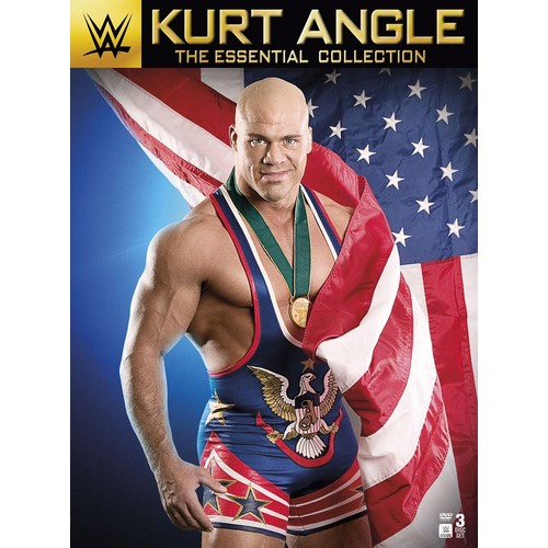 WWE: Kurt Angle - The Essential Collection [3 Discs] [DVD] [2017]