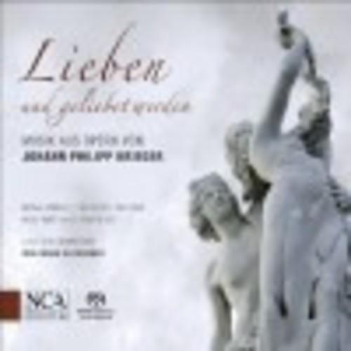 Lieben Und Geliebet Werden: Music From Operas - CD