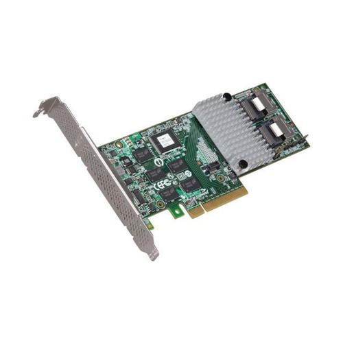 3ware Internal 9750-8i SATA/SAS 6Gb/s PCI-Express 2.0 w/ 512MB onboard memory Controller Card, Kit