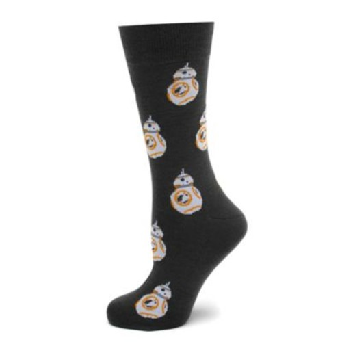 Star Wars BB-8 Repeat Socks in Grey