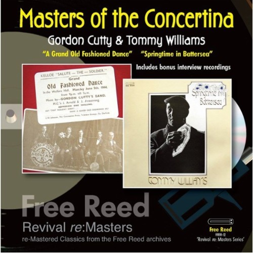 Masters of the Concertina [CD]