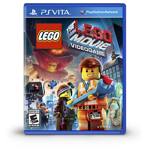 The LEGO Movie Videogame for Sony PS Vita