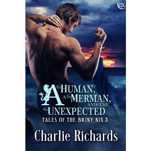 A Human, a Merman, and the Unexpected (Tales of the Briny Nix, #3)