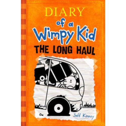 The Long Haul (Diary of a Wimpy Kid Series #9) (PagePerfect NOOK Book)
