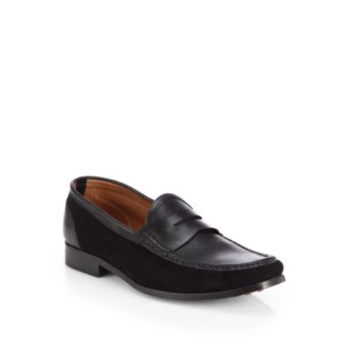 COLLECTION Mixed Media Loafers