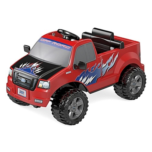 Fisher-Price Power Wheels Ford Lil' F-150