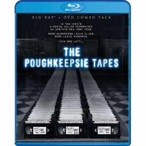 The Poughkeepsie Tapes [Blu-Ray] [DVD]