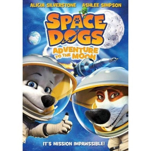 Space Dogs...