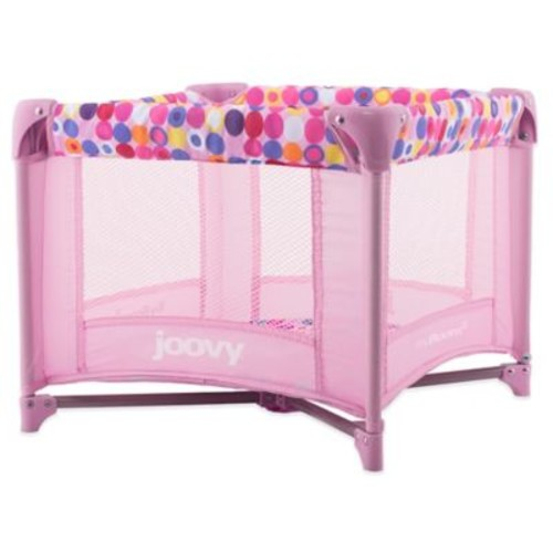 Joovy Toy Room Playard in Pink