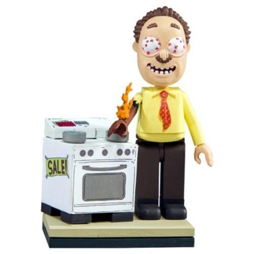 McFlarane Toys Rick & Morty Micro Sets Series 1 Construction Set - Ants in my Eyes Johnson's Electronics