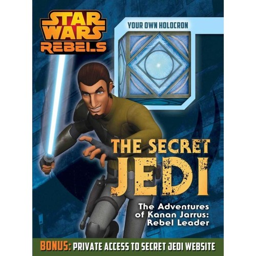 Star Wars Rebels Book - The Secret Jedi