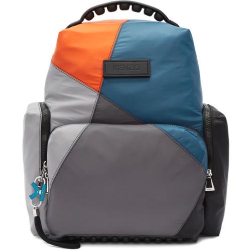 Multicolor Nylon Tarmac Backpack