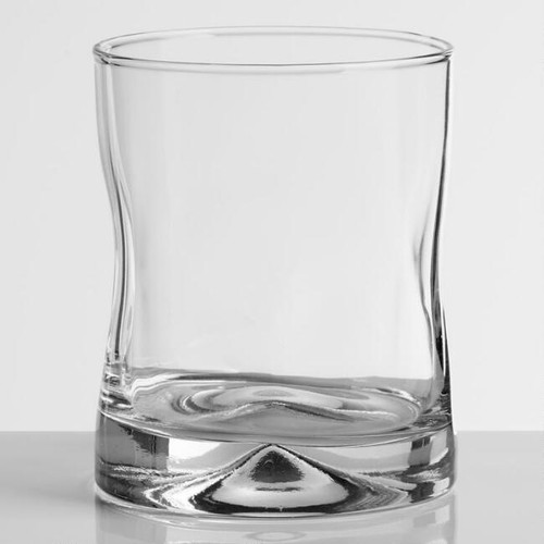 Impressions Double Old Fashioned Glasses Set of 4