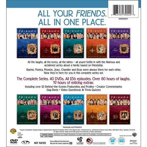Friends-Complete Series Collection