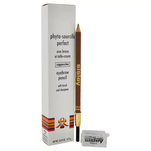 Sisley Phyto-Sourcils Perfect Eyebrow Pencil With Brush & Sharpener Cappuccino