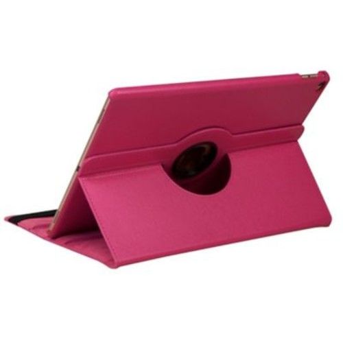 Insten Swivel Folio Leather Fabric Case with stand For Apple iPad Pro (12.9