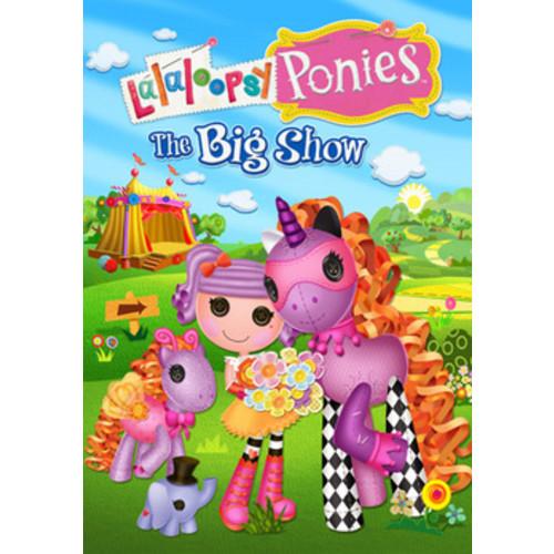 Lalaloopsy Ponies: The Big Show (DVD)