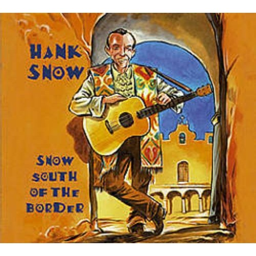 Snow South of the Border [CD]