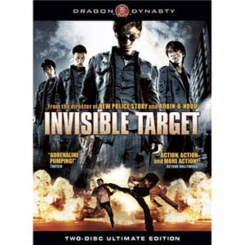 Invisible Target WSE DD5.1/DTS/DD2