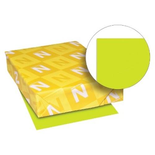 Neenah Paper Astrobrights Colored Paper, 24 lb - Green (500 Sheets Per Ream)