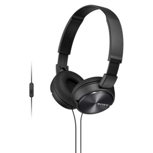Sony On-the-Ear Headphones for Smartphones - Black