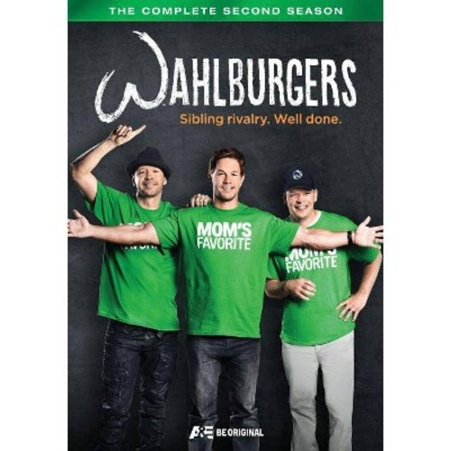The Wahlburgers: The Complete Second Season
