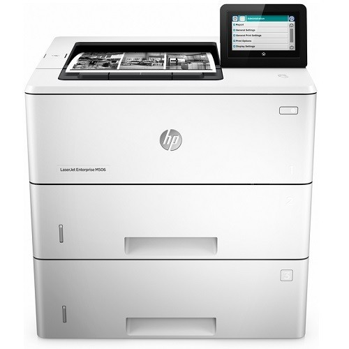 HP Inc. LaserJet Enterprise M506x Printer (F2A70A#BGJ)