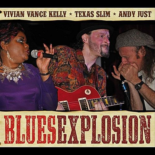 Blues Explosion [CD]