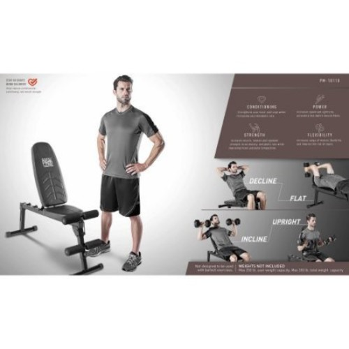 Marcy Pro Utility Weight Bench