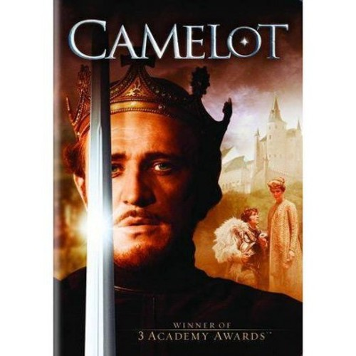 Warner Home Video Drama Camelot (DVD)