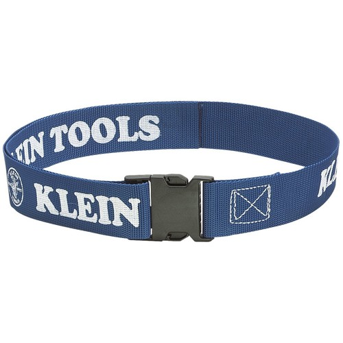 Klein Tools 5204 Lightweight Blue Utility Belt [Lightweight Utility]