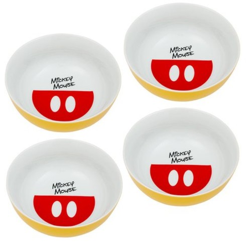 Disney Mickey Mouse Ceramic Cereal Bowl