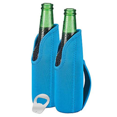 ZEVRO by Honey Can Do Bottle Glove, Blue, Pack Of 3