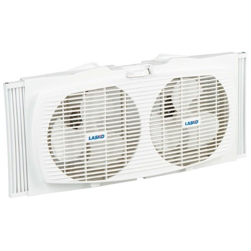 Lasko Twin Window Fan 2137