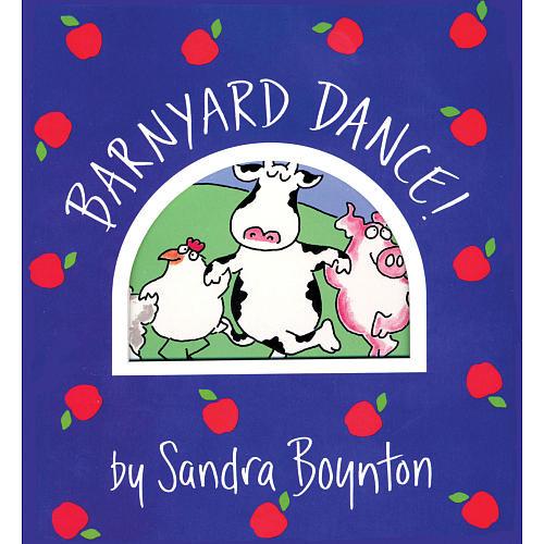 Barnyard Dance! Board Book